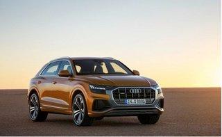 Audi Q8 chính thức ra mắt, giá bán khởi điểm từ 1,6 tỷ đồng