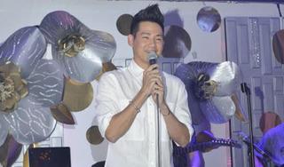 Phùng Ngọc Huy hát đầy cảm xúc trong đêm nhạc ủng hộ Mai Phương