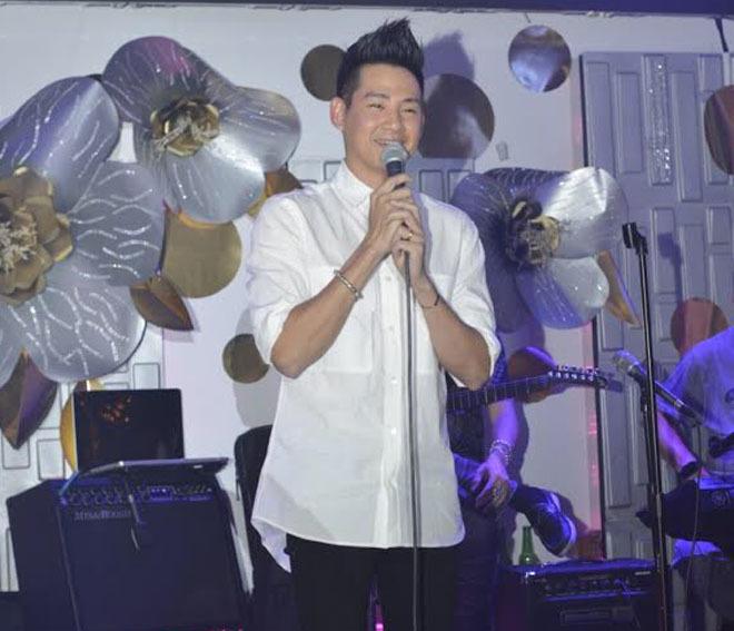 Phùng Ngọc Huy tham gia đêm nhạc ủng hộ Mai Phương, Lê Bình