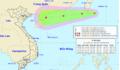 Áp thấp nhiệt đới và siêu bão MANGKHUT xuất hiện trên biển Đông