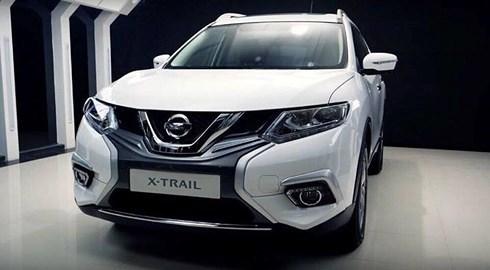 Nissan ra mắt X-Trail V-Series dành riêng thị trường Việt Nam