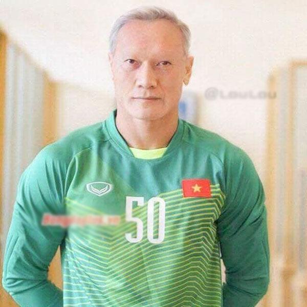U23 Việt Nam khi về già, U23 Việt Nam