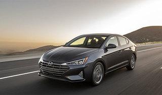Hyundai Elantra 2019 đẹp lung linh ra mắt, giá từ 400 triệu đồng