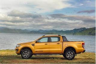 Ford Ranger ra mắt phiên bản mới tại Việt Nam, giá từ 630 triệu đồng