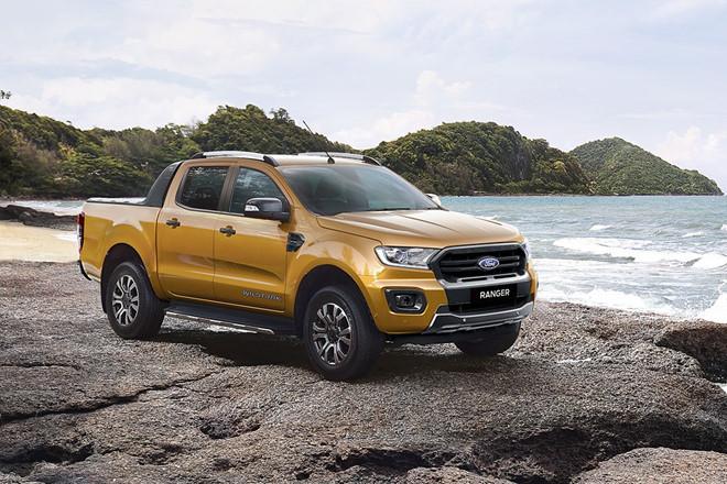Ford Ranger ra mắt phiên bản mới tại Việt Nam, giá từ 630 triệu đồng2