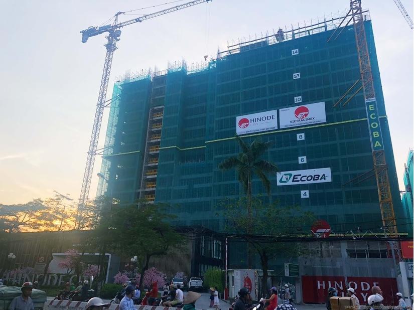 Dự án Hinode City Minh Khai thế chấp ngân hàng khách hàng thận trọng 1