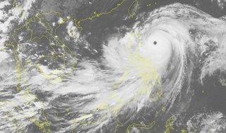 Khẩn trương ứng phó với siêu bão MANGKHUT đang đi vào Biển Đông