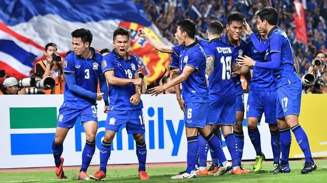 Thái Lan tiếp tục chơi trội ở AFF Cup 2018