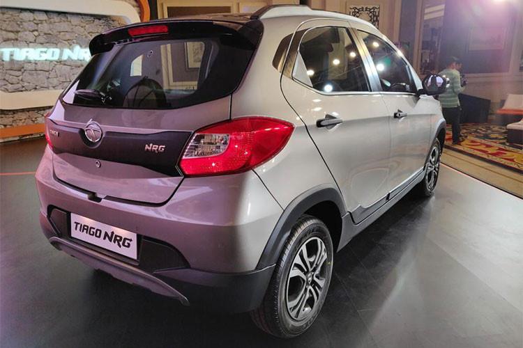 xe Tata Tiago NRG 2018 giá chỉ từ 177 triệu2