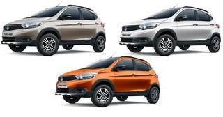 'Sốt xình xịch' với xe Tata Tiago NRG 2018 giá chỉ từ 177 triệu