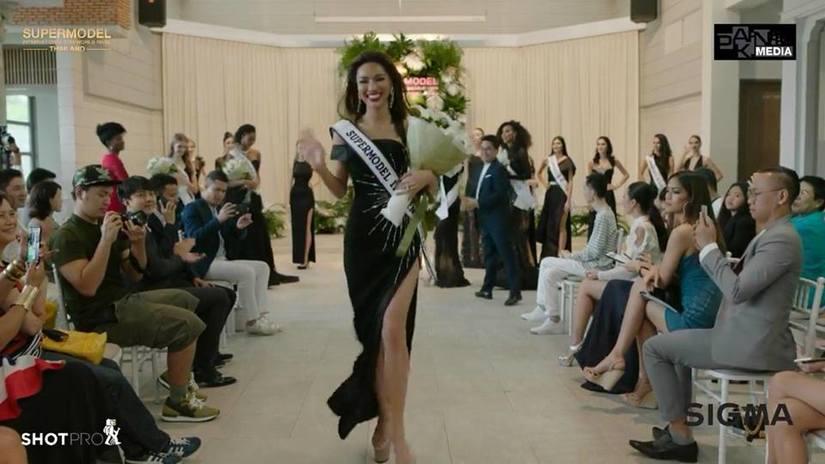 Đăng quang Siêu mẫu quốc tế 2018, Khả Trang bị chê vì cuộc thi như 'ao làng'