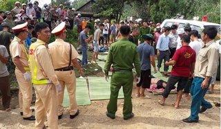 Tai nạn thảm khốc ở Lai Châu, 10 người tử vong, 4 người nguy kịch