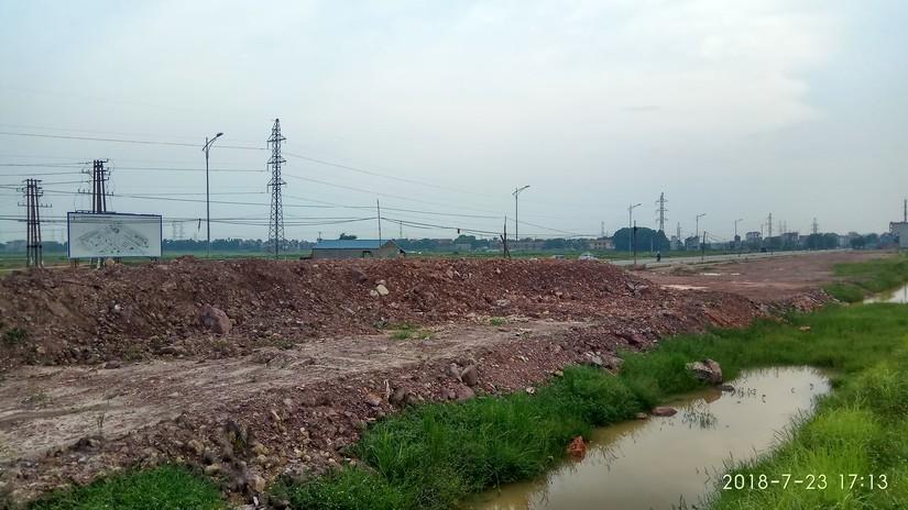 Dự án Khu B KĐT Đình Trám - Sen Hồ 1