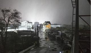 Siêu bão Mangkhut vào Biển Đông, gió giật mạnh nhất trên cấp 17