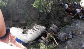 Vụ tai nạn thảm khốc ở Lai Châu: Không khởi tố vì 2 tài xế đã tử vong?