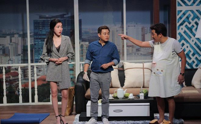 Trước đám cưới với Nhã Phương, Elly Trần tuyên bố yêu Trường Giang