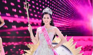 Nhan sắc xinh đẹp lai Tây của Hoa hậu Việt Nam 2018 Trần Tiểu Vy