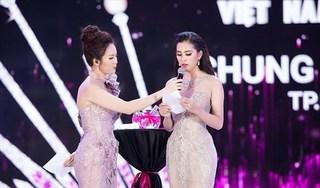 Xem lại phần thi ứng xử ấp úng của Hoa hậu Việt Nam Trần Tiểu Vy