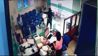 Đã bắt được nghi phạm dùng súng cướp ngân hàng ở Tiền Giang