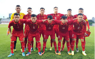 U19 Việt Nam nhận trận thua đậm trận ra quân giải Tứ hùng tại Qatar