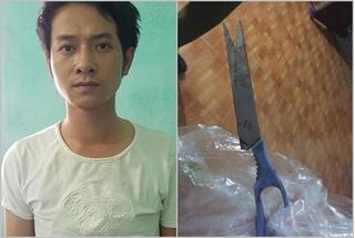 Hà Tĩnh: Mâu thuẫn trong bữa ăn, chồng dùng kéo đâm chết vợ