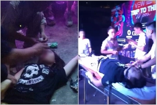 Lễ hội âm nhạc 7 người chết: Nhiều người dương tính với ma túy, phát hiện bóng cười
