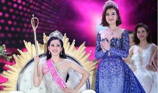 Loạt ảnh chứng minh tân Hoa hậu Việt Nam 2018 Tiểu Vy 'dậy thì' thành công
