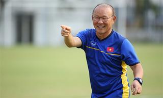 HLV Park Hang Seo chỉ ra những điểm mạnh của cầu thủ Việt Nam