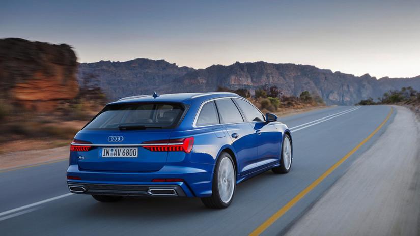 Audi chốt giá bán xe gia đình sang chảnh A6 Avant 20192