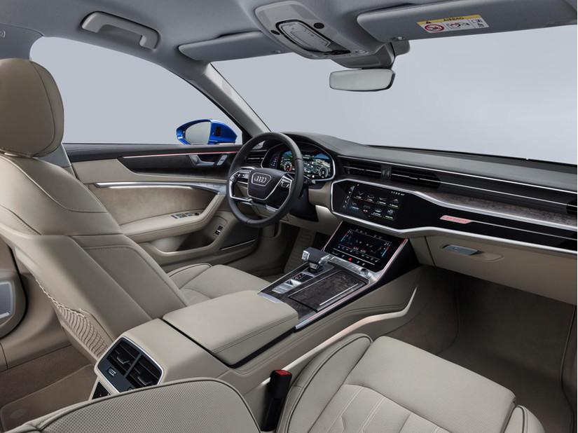 Audi chốt giá bán xe gia đình sang chảnh A6 Avant 20193