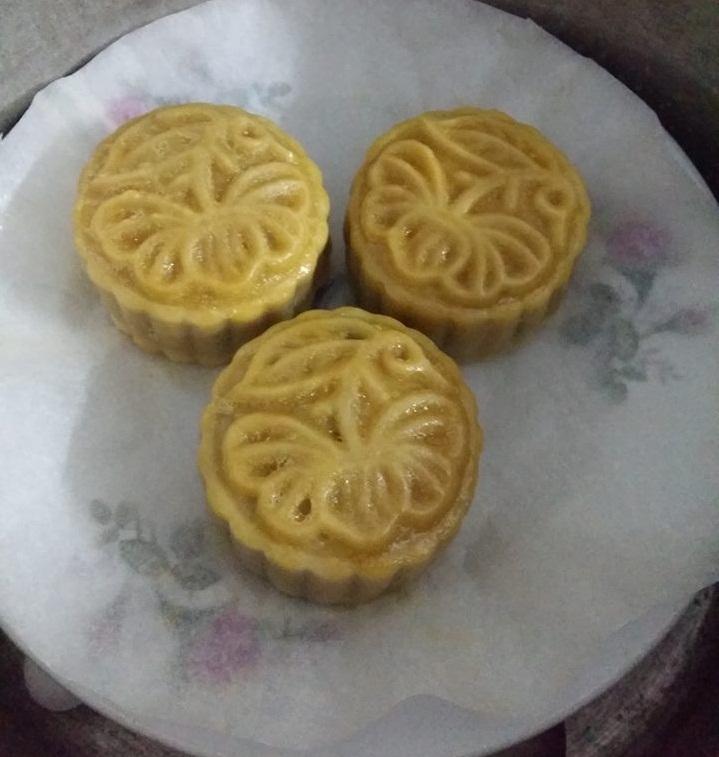 Mẹ 8X bật mí cách làm bánh nướng bằng bếp ga ngon miễn chê3