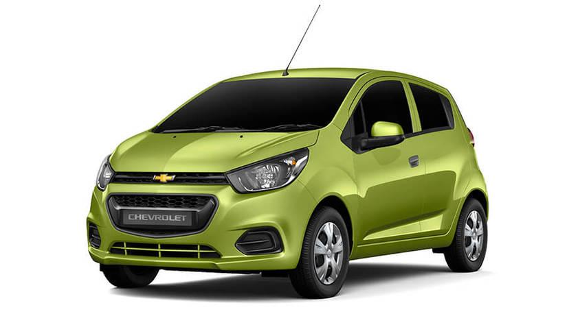 Mẫu ô tô rẻ nhất Việt Nam Chevrolet Spark Duo tiếp tục giảm giá2