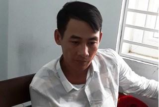 Đà Nẵng: Thanh niên chém người, đốt nhà bạn gái sa lưới
