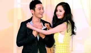 Sau tin đồn ly hôn Lưu Khải Uy, lộ ảnh tình tứ của Dương Mịch với đồng nghiệp nam