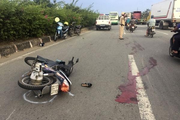 Nguyên nhân Đại úy CSGT gây tai nạn khiến 2 người tử vong