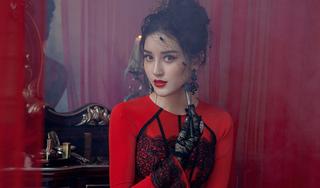 Á hậu Huyền My mặc áo dài, đóng 'vai ác' mang vẻ đẹp bí ẩn, kiêu sa