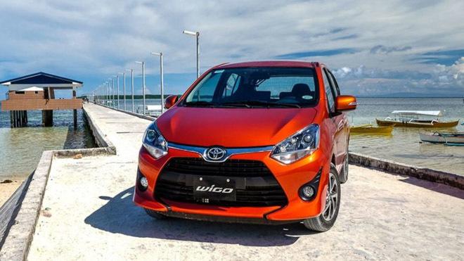 Xe mới của Toyota về Việt Nam giá gần 400 triệu đồng2