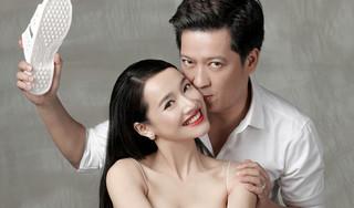 Trọn bộ ảnh cưới siêu nhắng nhít của cặp đôi Nhã Phương - Trường Giang