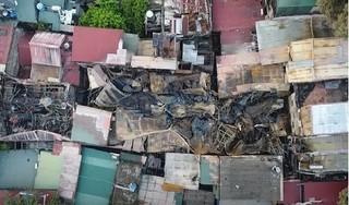 Xác định nguyên nhân 2 người thiệt mạng trong vụ cháy nhà ở Đê La Thành