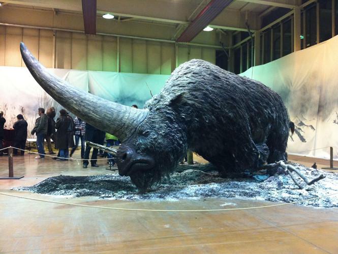 Thời điểm kỳ lân tuyệt chủng trên trái đất