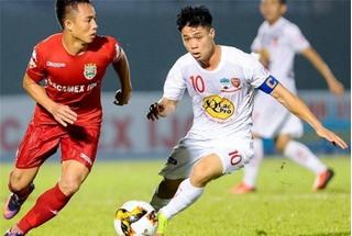 Lịch thi đấu cụ thể 3 vòng đấu cuối V.League 2018
