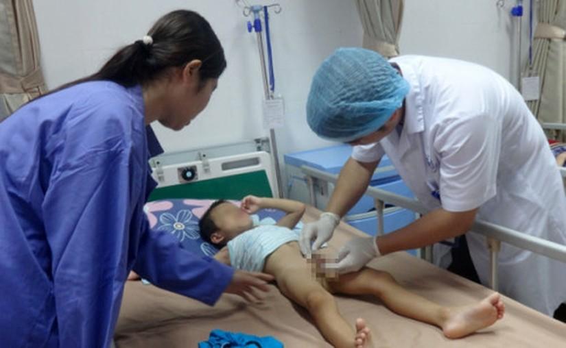 Nữ y sĩ làm 103 cháu bé mắc bệnh sủi mào gà sắp bị đưa ra xét xử