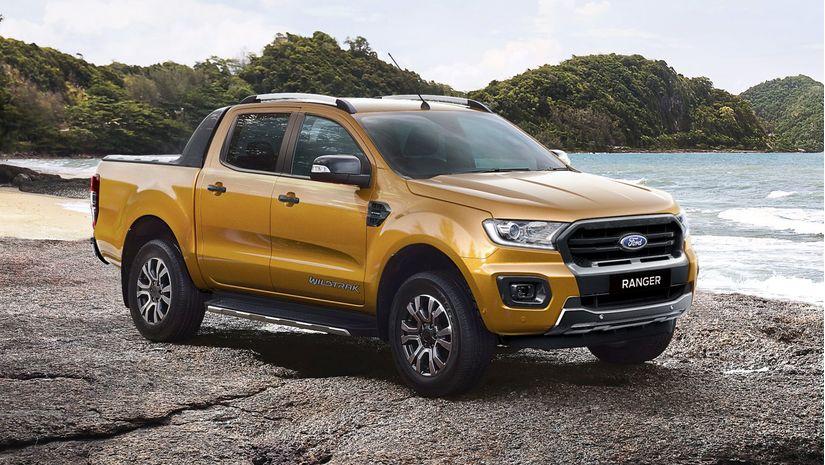 Ford Ranger Wildtrak 2019 ề đại lý giá hơn 900 triệu đồng3