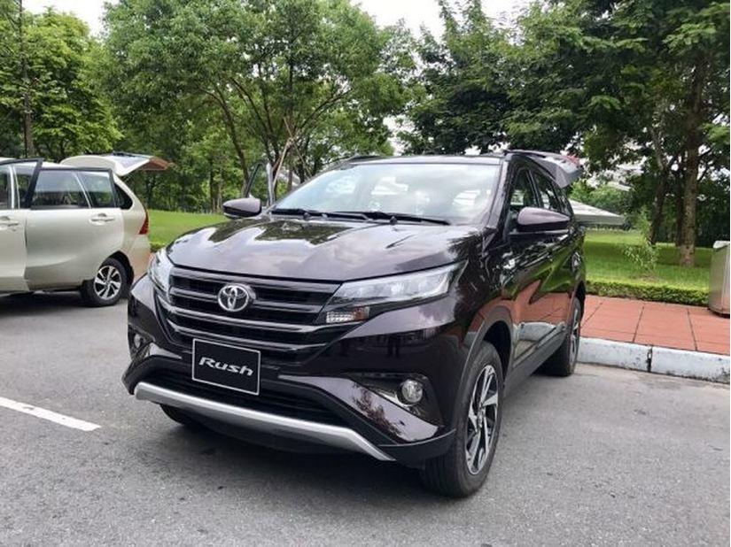 Ngày mai, Toyota ra mắt xe Wigo, Rush, Avanza với giá từ 400 triệu