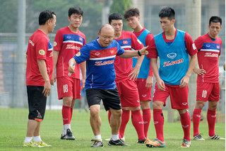 Đội tuyển Việt Nam triệu tập 45 cầu thủ chuẩn bị AFF Cup 2018