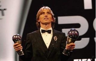Luka Modric chấm dứt 10 năm huy hoàng của 'đế chế' Ronaldo-Messi