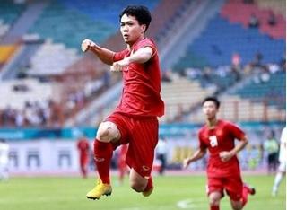 Tiền đạo Công Phượng lọt top cầu thủ U23 ghi bàn nhiều nhất ĐNA
