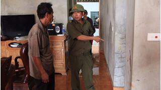 Nhân chứng sợ hãi kể lại phút khống chế nghi phạm vụ thảm án ở Thái Nguyên