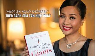 Sách 'Vượt lên người khổng lồ' của Trần Uyên Phương sắp bán tại Việt Nam