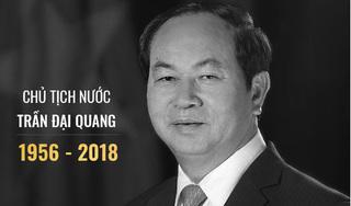 Ngừng các hoạt động vui chơi, giải trí trong ngày Quốc tang Chủ tịch nước Trần Đại Quang